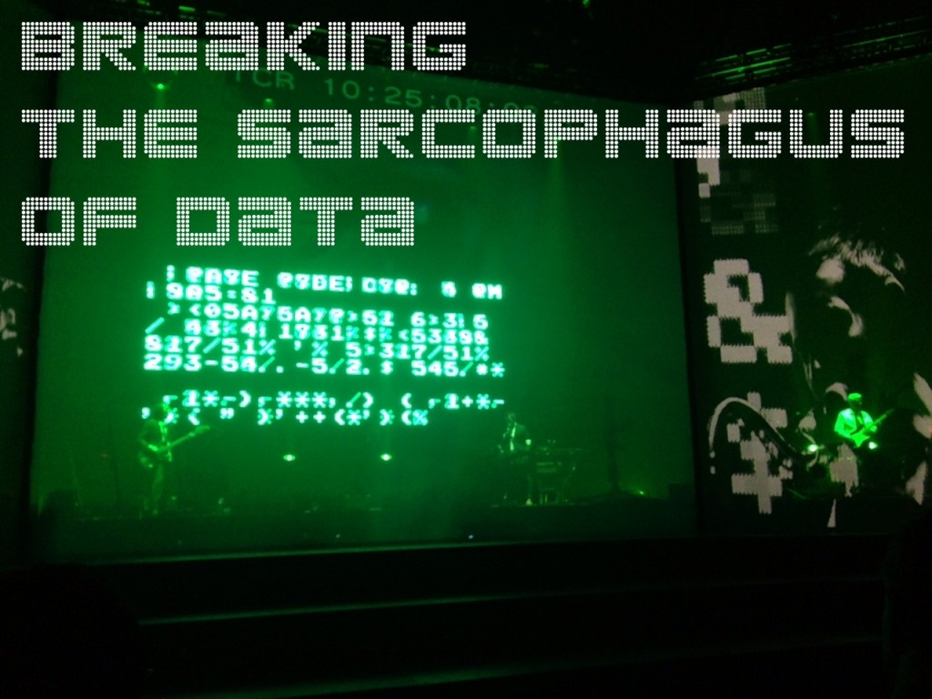 Massive Attack Vs. Adam Curtis .- Breaking the sarcophagus of data