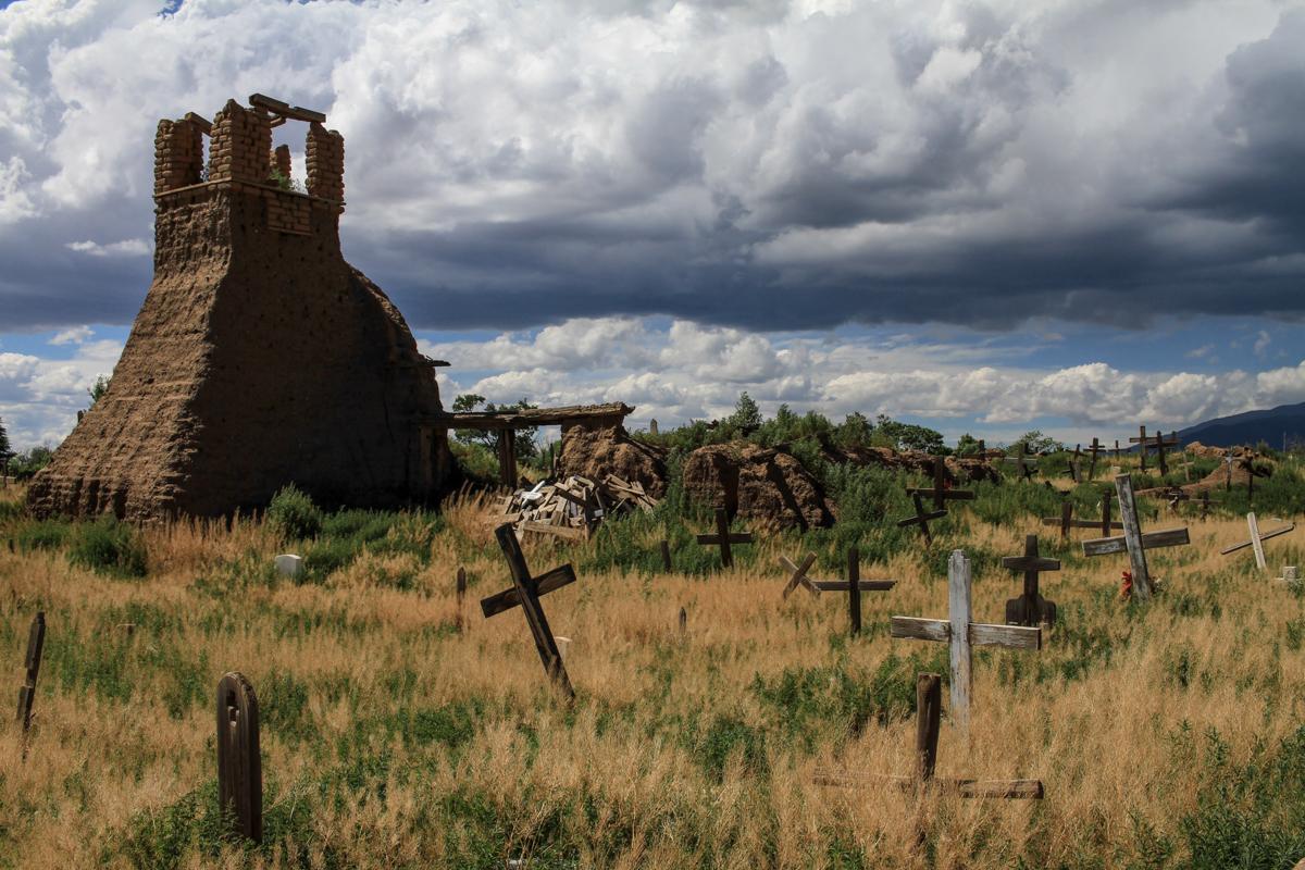 Cementerio Taos Pueblo